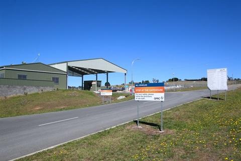 Braidwood Transfer Station