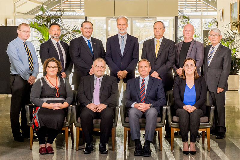 2017 Elected Councillors