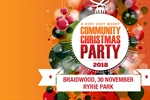The 2018 Bungendore Community Christmas Party is being held on 1 December from 6-8.30pm at Mick Sherd Oval