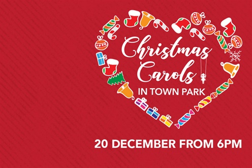 Queanbeyan Carols in the Park are on Thursday 20 December in Queanbeyan Park from 6-9pm