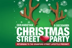 The 2018 Queanbeyan Christmas Street party returns to Crawford Street on Saturday 8 December.