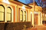 Queanbeyan Council chambers at night