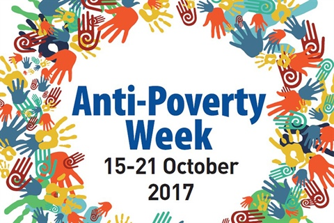 Talk Poverty event at the Queanbeyan Library Tuesday 17 October