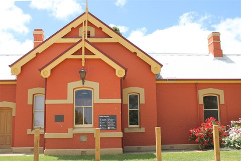 Photo of Bungendore Train Station