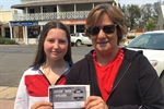 Claire Way and daughter Jessica with winning ticket - for web.jpg