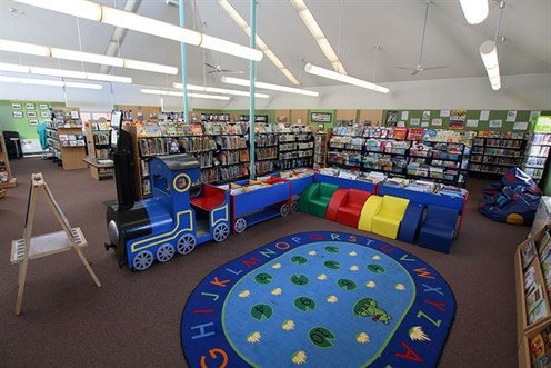 Bungendore library