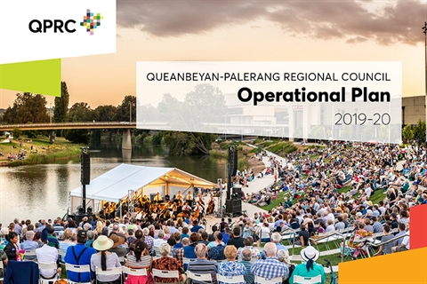 QPRC 2019-20 Operational Plan