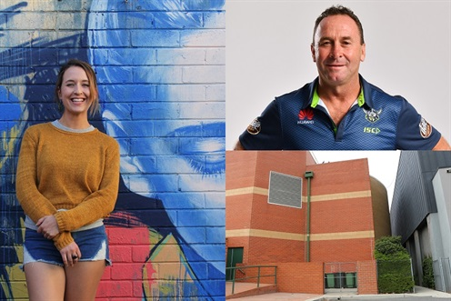 Ricky Stuart announced as subject of portrait mural in Qbn CBD