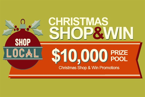Shop and Win is back in 2018 in both Bungendore and Braidwood