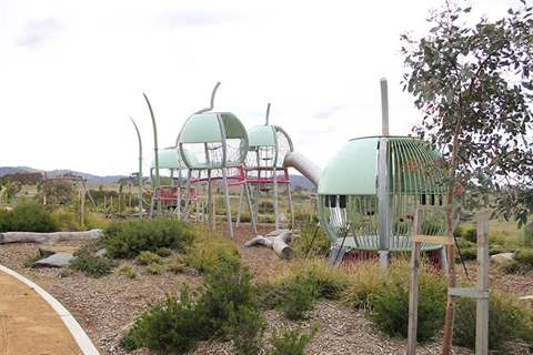 Image of Gumnut Park in Googong